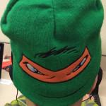 Read Across America - Cat in the Hat - Ninja Turtle