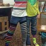 Read Across America - Fox in Socks - Wear Crazy Socks to School