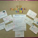 5th Grade Bulletin Board