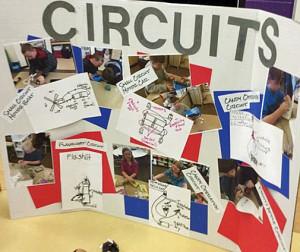 Circuit Display Board