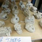 3-Jones Clay Art
