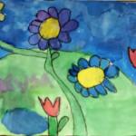 Flower Art - Watercolor4
