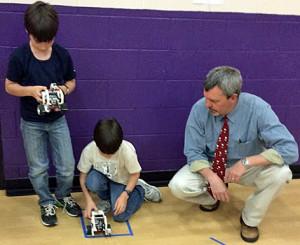Mindstorm LEGO Student Robots