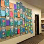 More Hallway Art